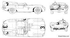 jaguar d type 2