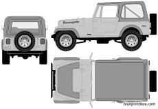 jeep cj 7 renegade 1977 2