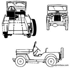 jeep hotchkiss 1965