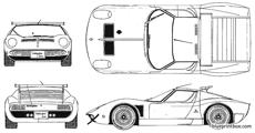 Lamborghini Blueprintbox Com Free Plans And Blueprints Of Cars