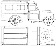 land rover 109 s2 ambulance 1